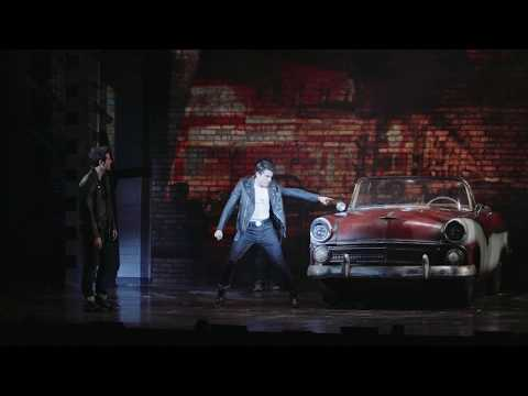 Kenickie in Greased Lightnin' - Grease The Musical - Toronto 2017