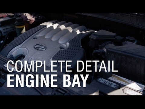 Cleaning Your Engine Bay   Autoblog Details   Complete Detail ep 2