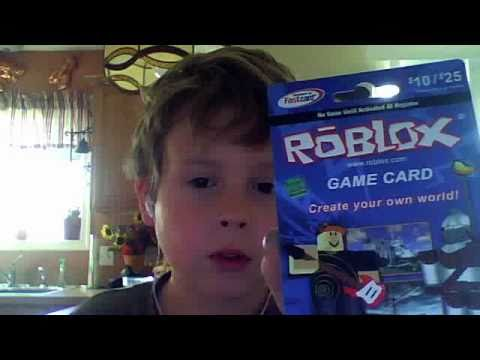 roblox game gift card