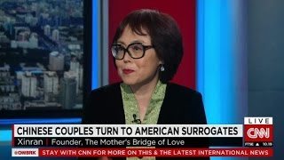 Chinese couples turn to American surrogates