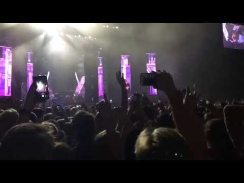 Imagine Dragons - Mobile footage - Oslo Norway 2015
