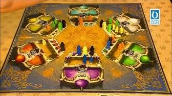 Der Dieb von Bagdad - Spielanleitung (Official)