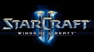 Starcraft 2: Wings of Liberty Прохождение Кампании с Adolf[RA] #10 - [Starcraft II] [WoL]