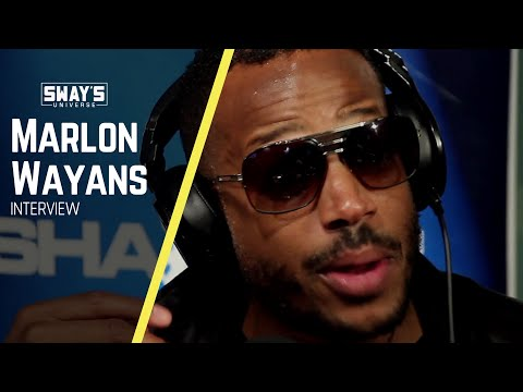 Marlon Wayans Challenges All Rappers and Comedians to Rap Battle