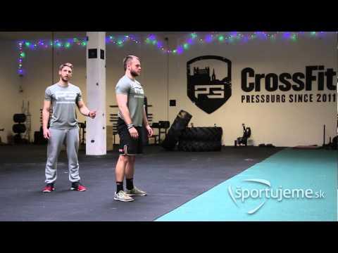 2e2d98eb2 Angličáky - Základy pre CrossFit #7 - YouTube