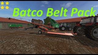 "[""Batco Belt Pack"", ""Mod Vorstellung Farming Simulator Ls17:Batco Belt Pack""]"