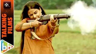 Vidya Balan's Interview For Begum Jaan | Srijit Mukherji On Abuses | Violence In The Film