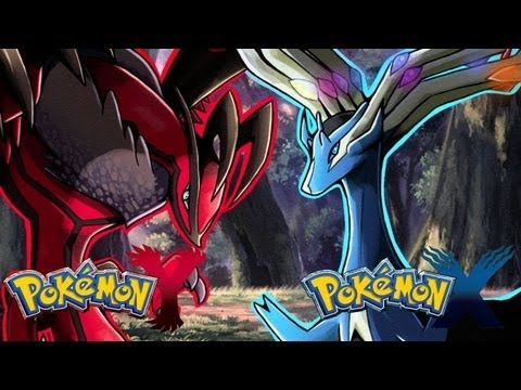 Pokemon X and Y trailer shows the Kalos region's many attractions and new Pokemon