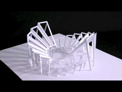 Five Awesome Pop-Up Paper Sculptures