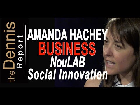 Amanda Hachey: Executive Director NouLab New Brunswick (Business)