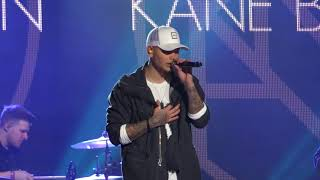 Kane Brown 'Used to Love You Sober' Music Video Live In Hollywood