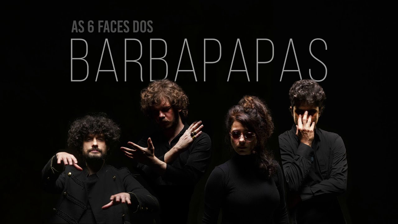 AS 6 FACES DOS BARBAPAPAS - EP1. ESPECIAL NO ESPAÇO