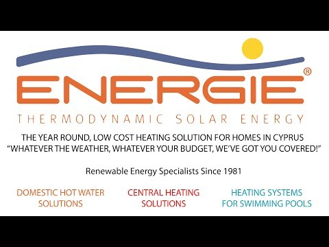 ENERGIE Most efficient Solar Hot Water System