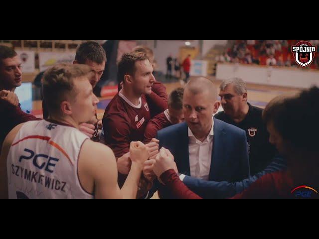 Skrót meczu PGE Spójnia Stargard - MKS Dąbrowa Górnicza