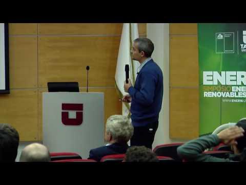 Santiago Verne, investigador Departamento de electrotecnia en Universidad de La Plata, Argentina