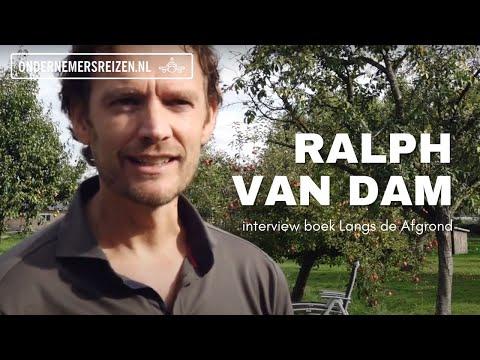 Interview Ralph van Dam over zijn boek 'Langs de afgrond'