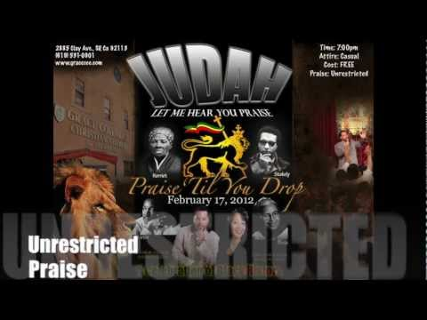 Praise 'Til You Drop: Judah, Let Me Hear You Praise Ad!!!