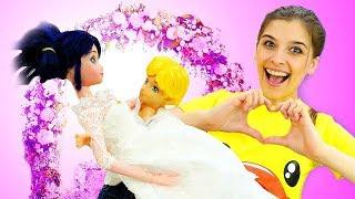 Свадьба Маринетт и Адриана. Самый худший день - Куклы Леди Баг в ToyClub