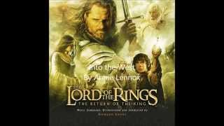 Lord of the Rings and The Hobbit Credits Songs 1-6