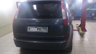 Замена катализатора и гофры  FORD FOCUS C-MAX. Москва.(, 2013-07-28T22:59:01.000Z)