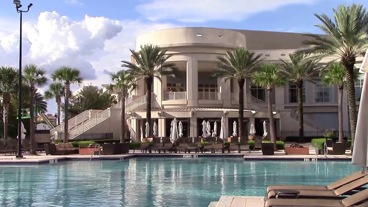 Rooms: Waldorf Astoria Orlando Pool Area
