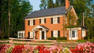 Billy Graham's Childhood Home: The Graham Family Homeplace
