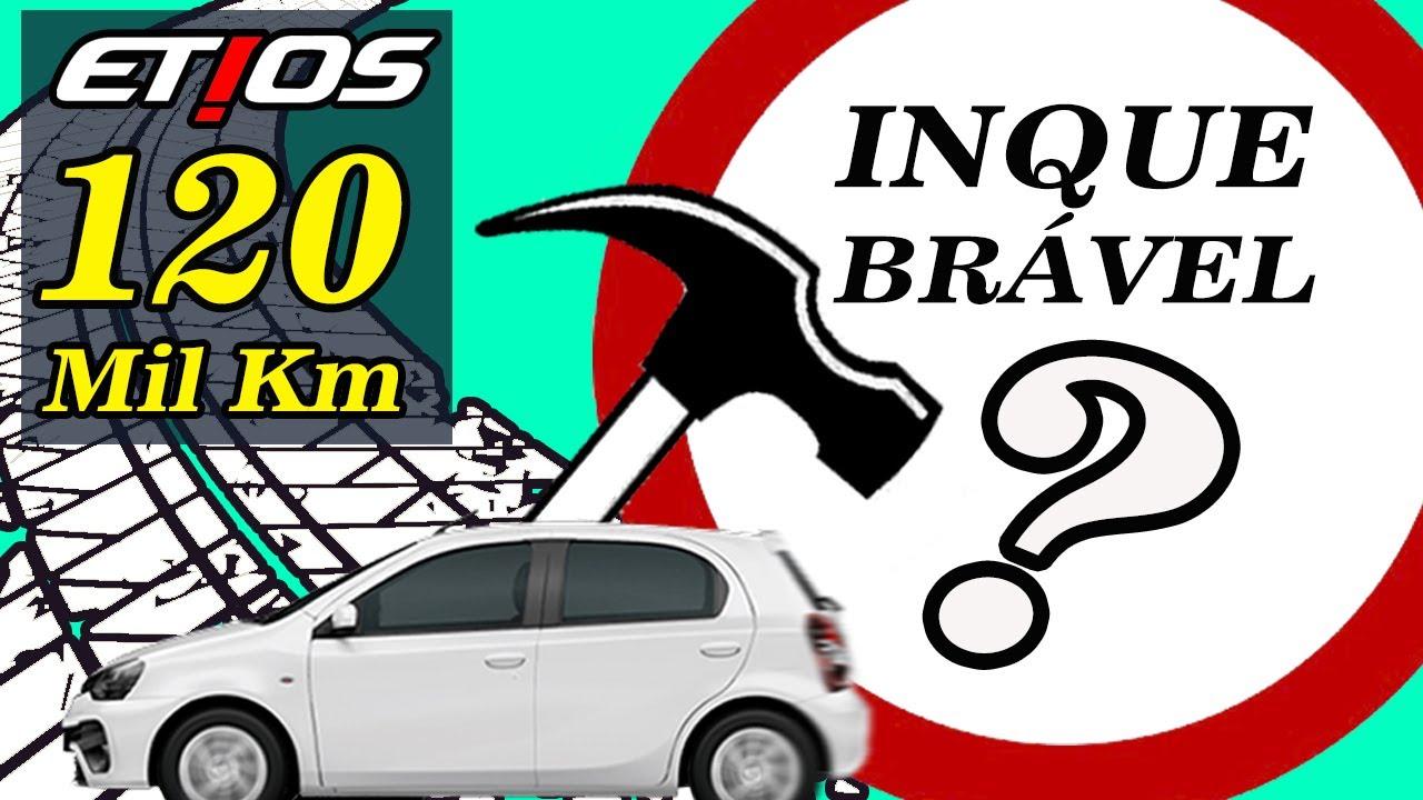 Toyota Etios - Revisão 120Mil Km Passo a Passo  - INQUEBRÁVEL MESMO?