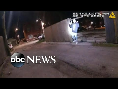 Cop Shooting Of 13 Year Old Boy Video Released