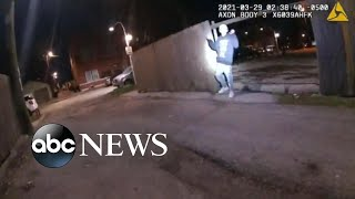 Footage released of fatal Chicago police shooting of teen | WNT