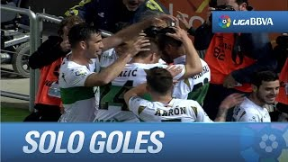 Video Gol Pertandingan Elche vs Real Sociedad