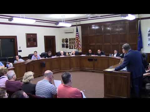 Munhall Borough - Council Meeting - 4/18/19