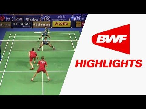 Bitburger Badminton Open 2017 | F – Highlights