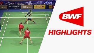 Bitburger Badminton Open 2017   F – Highlights