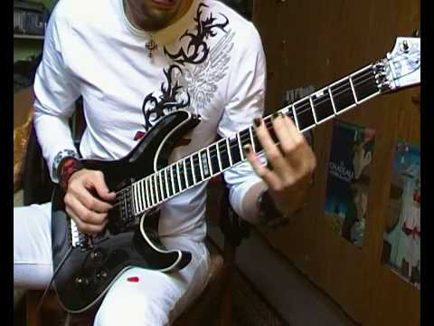 fragile sting guitar cover by neo youtube. Black Bedroom Furniture Sets. Home Design Ideas