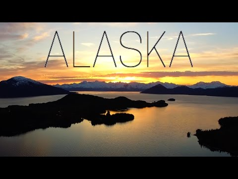 Alaska - Epic Drone Montage 4k!