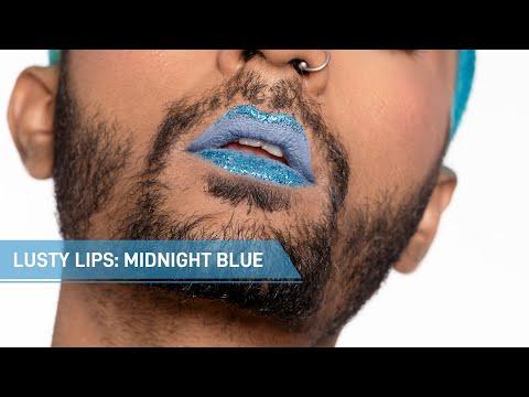 Lusty Lips: Midnight Blue | Jason Arland | MyGlamm