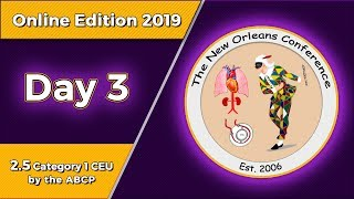 UPCOMING NEXT - The New Orleans Conference 2019 Online Edition - Day 3