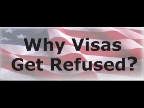 Refused USA Visa