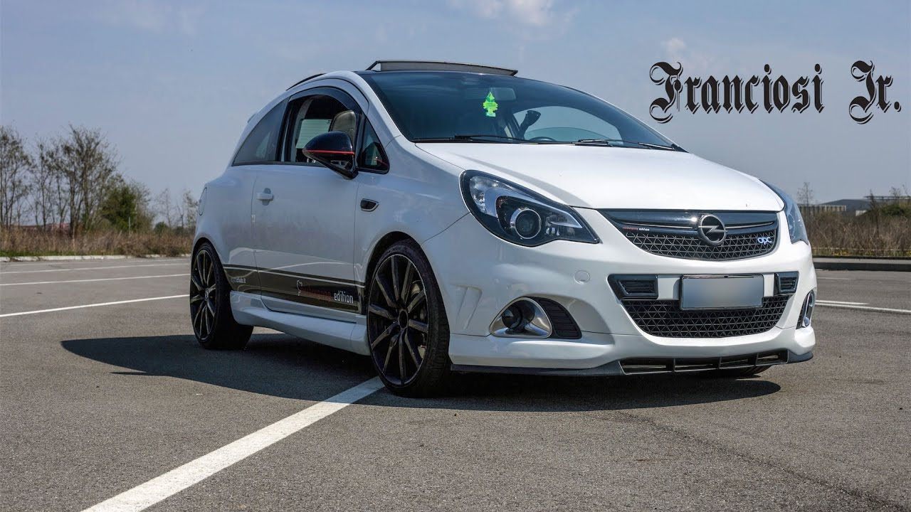 review details opel corsa opc n rburgring edition 2011. Black Bedroom Furniture Sets. Home Design Ideas