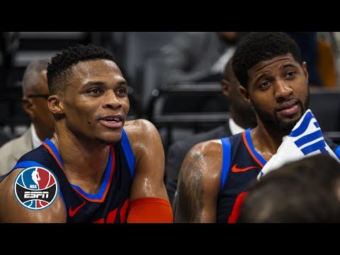 Westbrook-Paul George becoming a 'scary' duo – Paul Pierce | After the Buzzer