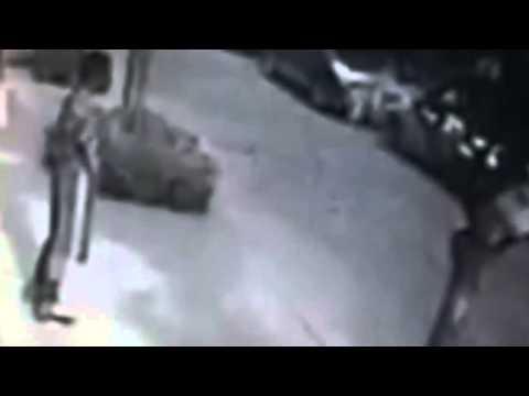 Greenwich Village 'knockout' attack