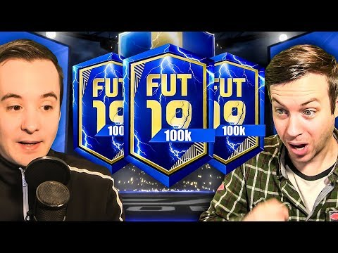 YES!!! MY BLUE PACK LUCK RIGHT NOW IS INSANE!!! - FIFA 19 Ultimate Team Pack Opening