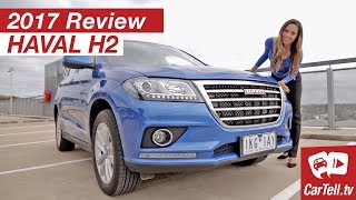 2017 Haval H2 Review | CarTell.tv