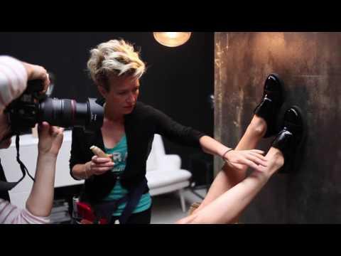 Backstage Shooting Francesco Milano Fall Winter 2016/17