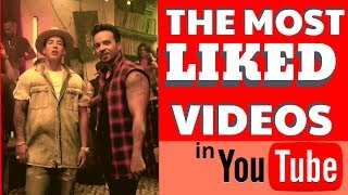 List of Most Liked YouTube Videos In 2019