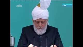 2014-03-21 Zeichen für die Ankunft des Verheißenen Messias und Imam Mahdi (as)