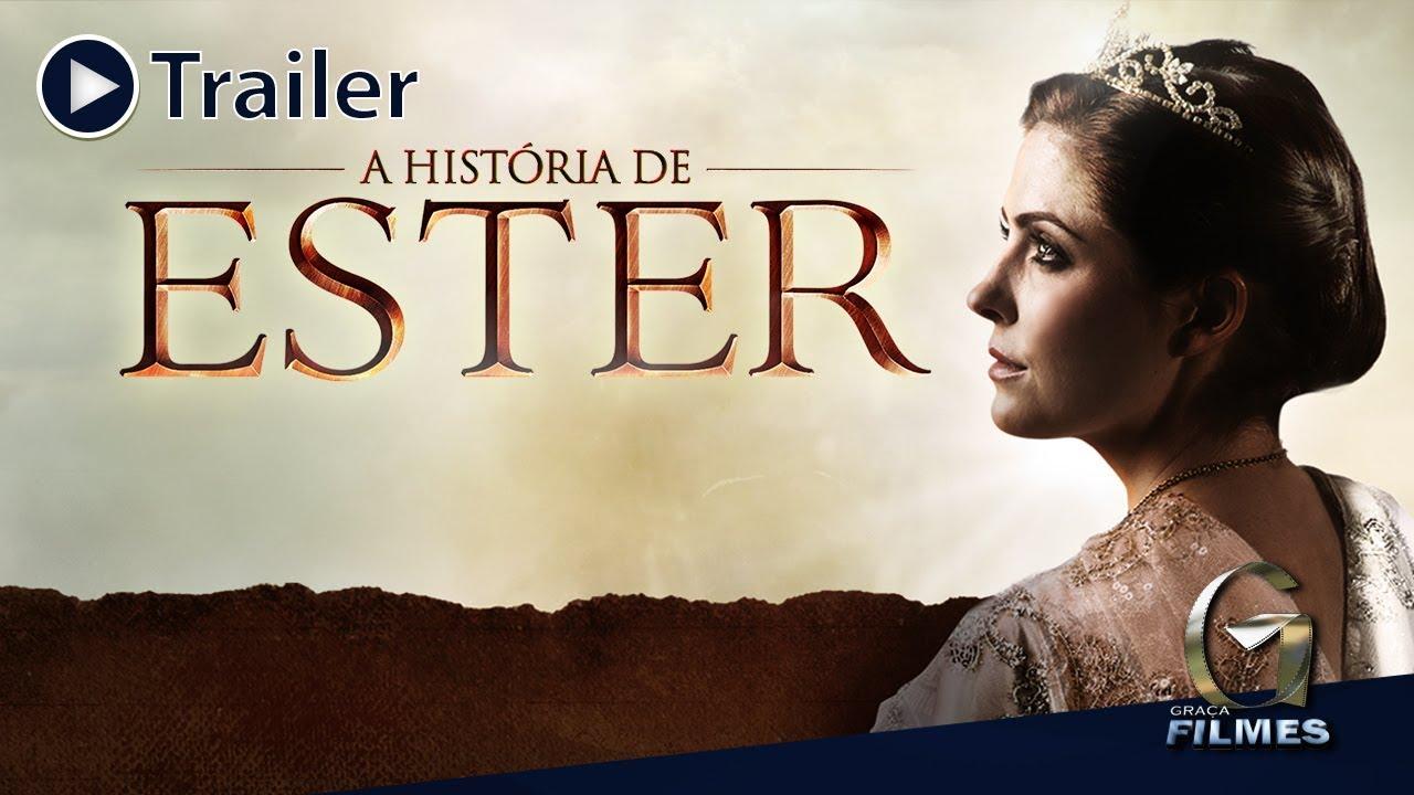 A história de Ester [ TRAILER OFICIAL ] [ DUBLADO ]