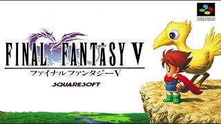 Famicompo: No. 018 - K- - Final Fantasy V (SNES) - Battle with Gilgamesh (Cover)