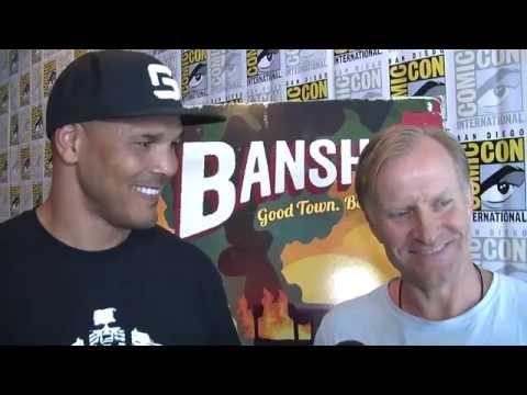 Banshee Season 3 Ulrich Thomsen & Geno Segers