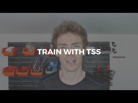 How to Train For Cycling Using TSS (Training Stress Score)